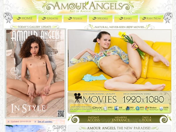 Amour Angels Allow Paypal