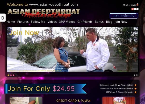 Asiandeepthroat With Webbilling.com