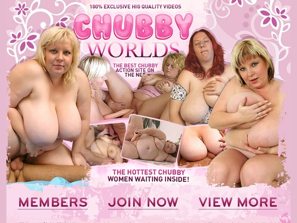 Chubby Worlds Discount Price