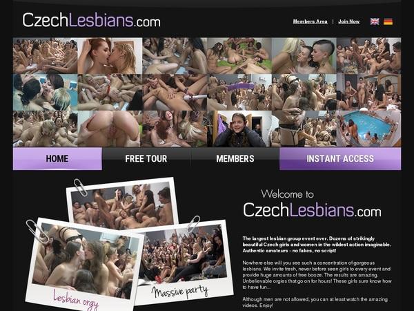 Czech Lesbians Sample