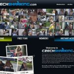 Czechsharking Website Accounts