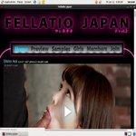 Fellatio Japan 帐号