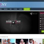 Harmony Vision Account Login