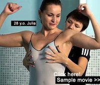 Lesbian Sport Videos nude exercises