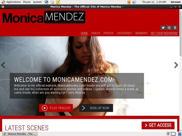 Monica Mendez Free Preview