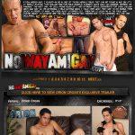 Nowayamigay.com Signup Form