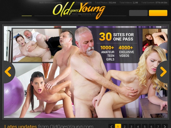 Old Goes Young Member Access