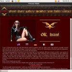 Princess Fatale Site
