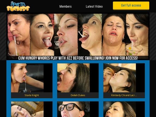 Sperm Suckers Buy Membership