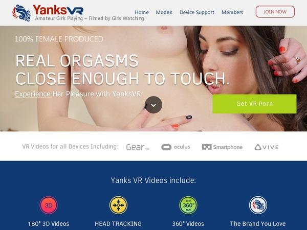 Yanks VR Blog