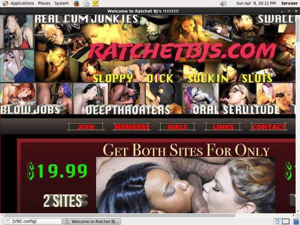 Ratchetbjs Dvd