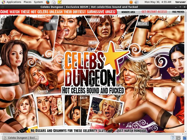 Celebsdungeon.com With Discover Card