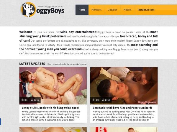 Doggy Boys Porn Password