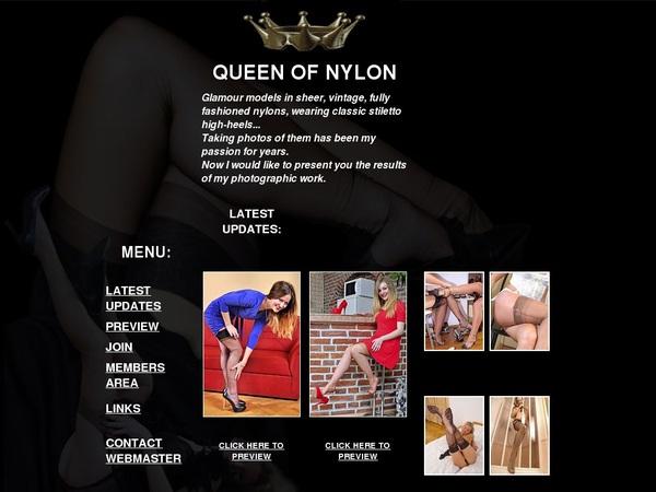 Queenofnylon Wnu.com