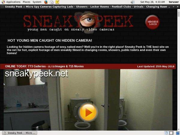 Sneaky Peek Centrobill