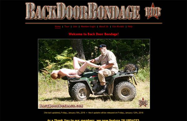 Backdoorbondage Freeones