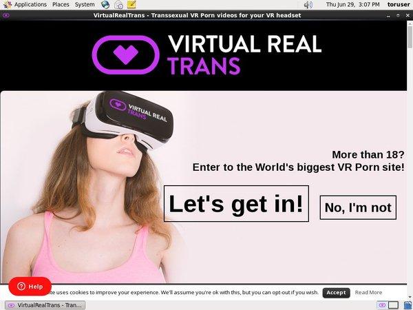 Free Virtualrealtrans.com Account Login